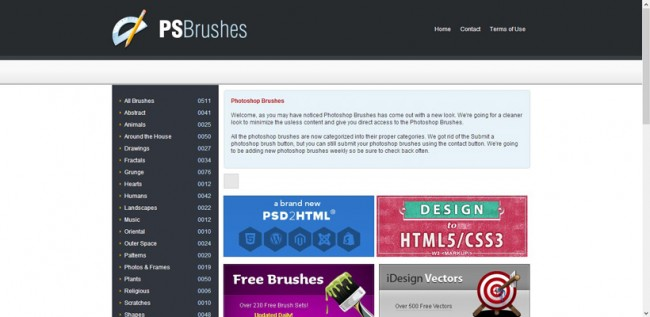 PS-Brushes